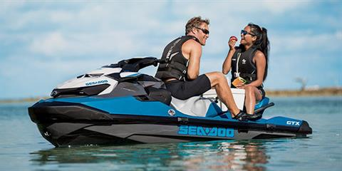 2018 Sea-Doo GTX 155 iBR Incl. Sound System in Santa Rosa, California