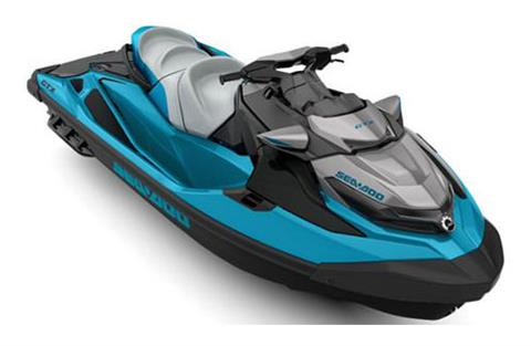 2018 Sea-Doo GTX 155 iBR Incl. Sound System in Great Falls, Montana