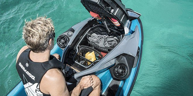 2018 Sea-Doo GTX 230 iBR in Brenham, Texas