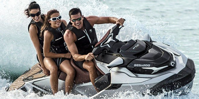 2018 Sea-Doo GTX Limited 300 Incl. Sound System in Speculator, New York