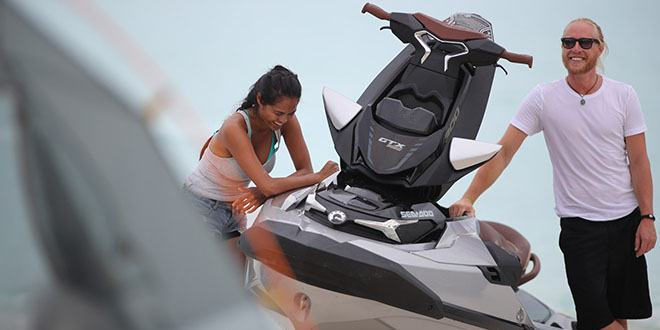 2018 Sea-Doo GTX Limited 300 Incl. Sound System in Pendleton, New York