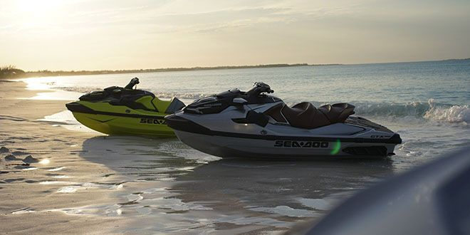 2018 Sea-Doo GTX Limited 300 Incl. Sound System in Presque Isle, Maine