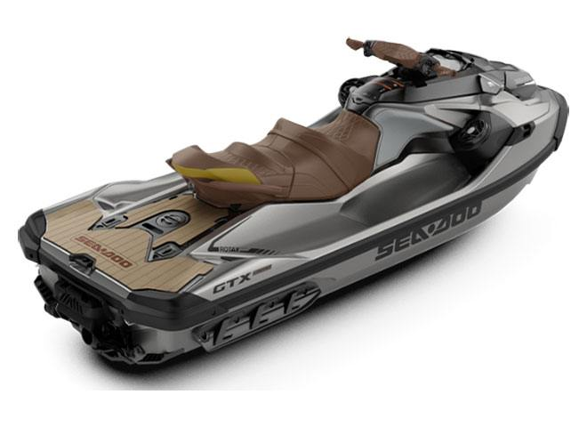 2018 Sea-Doo GTX Limited 300 Incl. Sound System in Wilmington, Illinois
