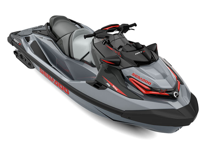 2018 Sea-Doo RXT-X 300 IBR in Salt Lake City, Utah