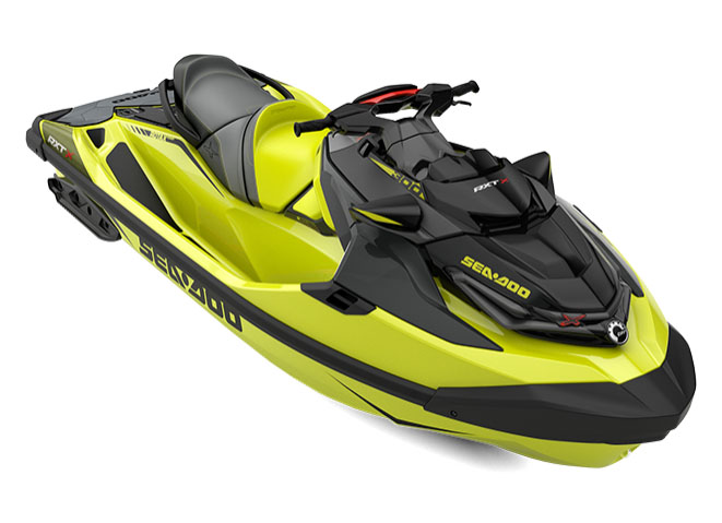 2018 Sea-Doo RXT-X 300 IBR in Presque Isle, Maine