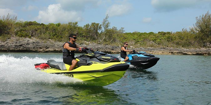 2018 Sea-Doo RXT-X 300 IBR in Pompano Beach, Florida
