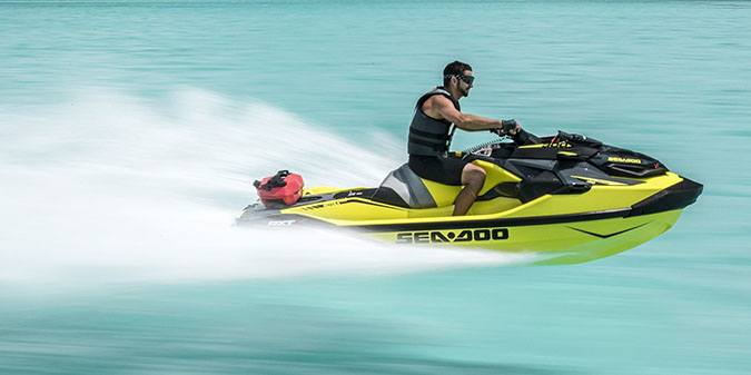 2018 Sea-Doo RXT-X 300 IBR in Elizabethton, Tennessee
