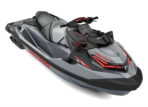 2018 Sea-Doo RXT-X 300 IBR Incl. Sound System in Wilmington, Illinois