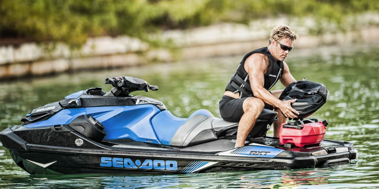 2018 Sea-Doo RXT 230 iBR in Cartersville, Georgia