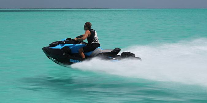 2018 Sea-Doo RXT 230 iBR in Panama City, Florida