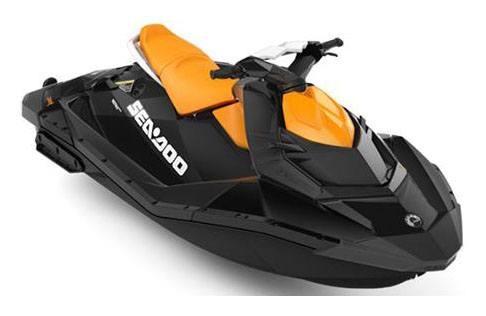 2018 Sea-Doo SPARK 3up 900 H.O. ACE in Elizabethton, Tennessee