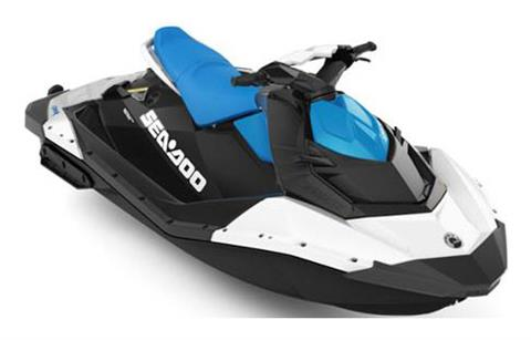 2018 Sea-Doo SPARK 3up 900 H.O. ACE in Adams, Massachusetts