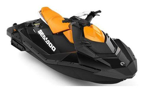 2018 Sea-Doo SPARK 3up 900 H.O. ACE iBR & Convenience Package Plus in New Britain, Pennsylvania - Photo 1