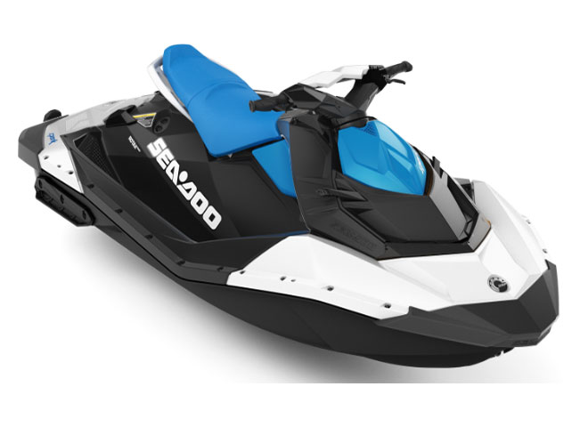 2018 Sea-Doo SPARK 3up 900 H.O. ACE iBR & Convenience Package Plus in Albemarle, North Carolina