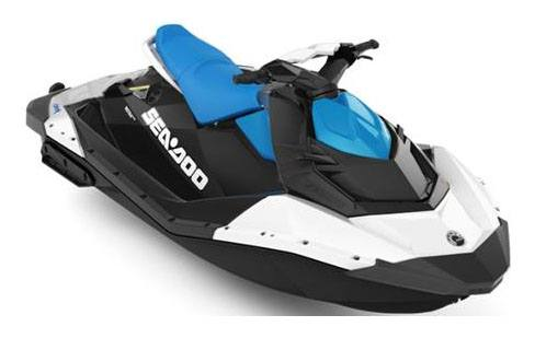 2018 Sea-Doo SPARK 3up 900 H.O. ACE iBR & Convenience Package Plus in Irvine, California