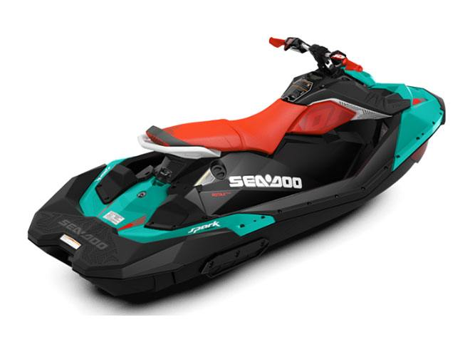 2018 Sea-Doo Spark 3up Trixx iBR in New Britain, Pennsylvania