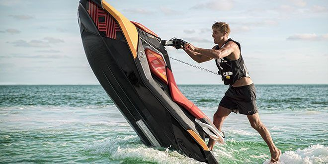 2018 Sea-Doo Spark 3up Trixx iBR in Pompano Beach, Florida