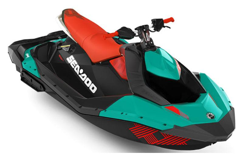 2018 Sea-Doo Spark 3up Trixx iBR in Huron, Ohio