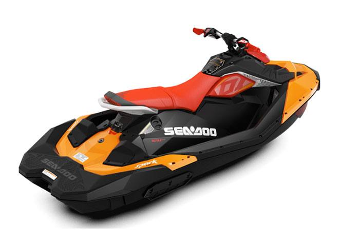 2018 Sea-Doo Spark 3up Trixx iBR in Albemarle, North Carolina