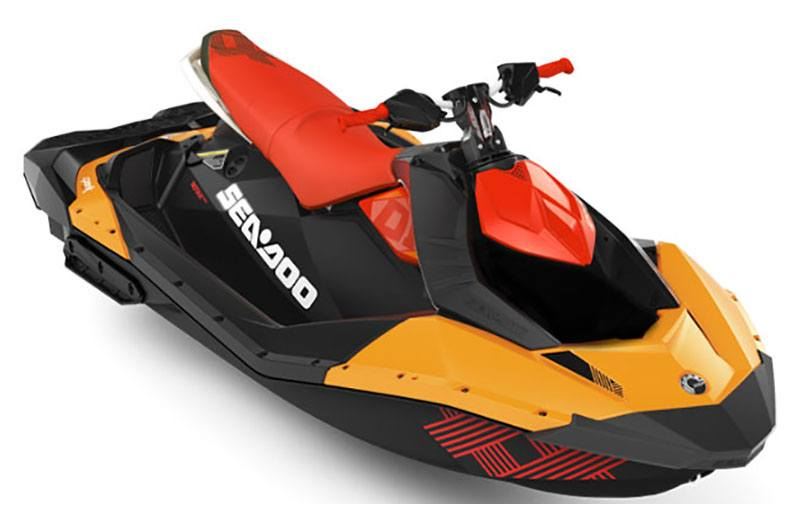 2018 Sea-Doo Spark 3up Trixx iBR in Fond Du Lac, Wisconsin