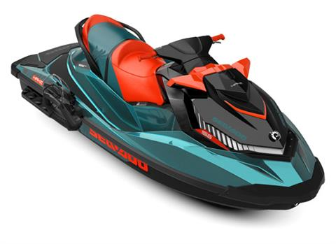 2018 Sea-Doo WAKE 155 in Sauk Rapids, Minnesota