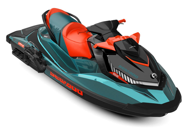2018 Sea-Doo WAKE 155 in Franklin, Ohio