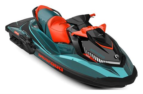 2018 Sea-Doo WAKE 155 in Adams, Massachusetts