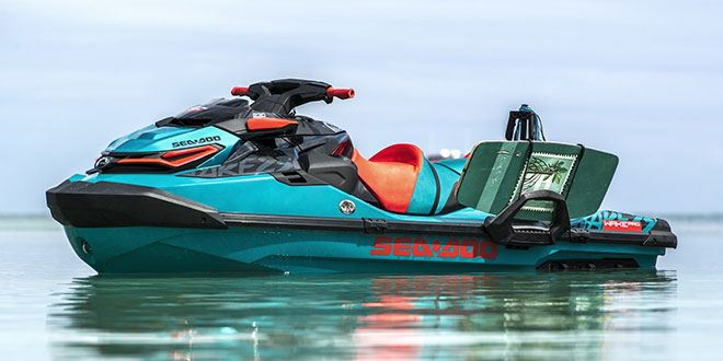2018 Sea-Doo WAKE Pro 230 iBR in Lakeport, California
