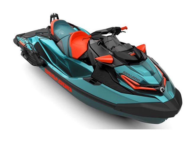 2018 Sea-Doo WAKE Pro 230 iBR in Edgerton, Wisconsin