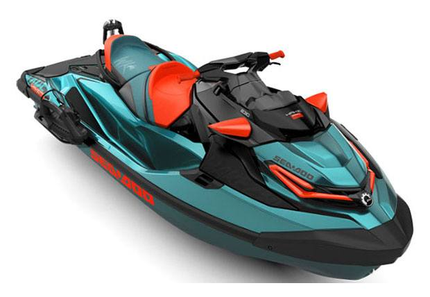 2018 Sea-Doo WAKE Pro 230 iBR in Lawrenceville, Georgia