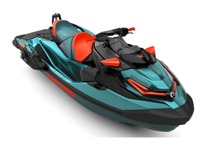 2018 Sea-Doo WAKE Pro 230 iBR Incl. Sound System in Gridley, California