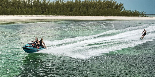 2018 Sea-Doo WAKE Pro 230 iBR Incl. Sound System in Santa Rosa, California - Photo 6