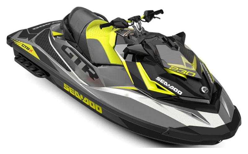 2019 Sea-Doo GTR-X 230 in San Jose, California - Photo 1