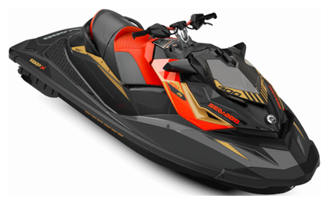 2019 Sea-Doo RXP-X 300 iBR in Hillman, Michigan