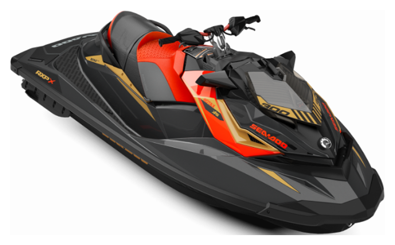 2019 Sea-Doo RXP-X 300 iBR in Massapequa, New York
