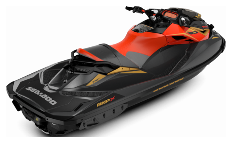 2019 Sea-Doo RXP-X 300 iBR in Mineral Wells, West Virginia - Photo 2