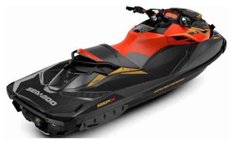 2019 Sea-Doo RXP-X 300 iBR in Minocqua, Wisconsin