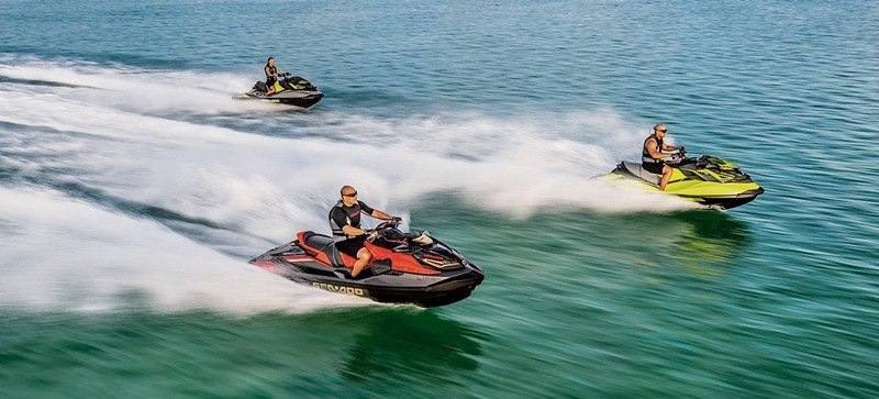 2019 Sea-Doo RXP-X 300 iBR in Clinton Township, Michigan - Photo 4