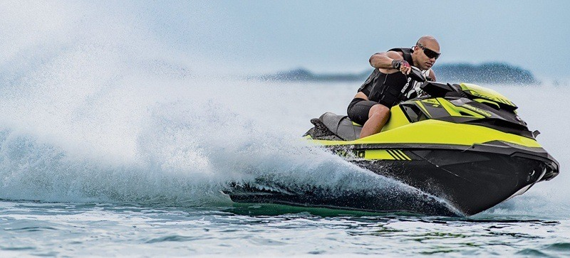 2019 Sea-Doo RXP-X 300 iBR in Wilmington, Illinois - Photo 5