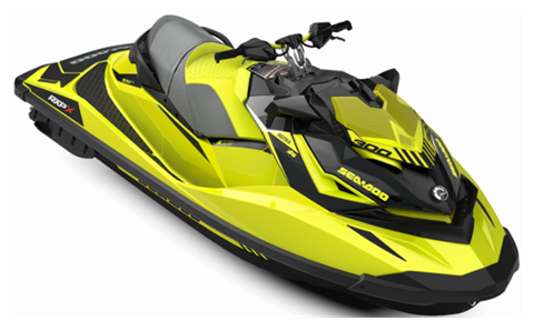 2019 Sea-Doo RXP-X 300 iBR in Laredo, Texas - Photo 1
