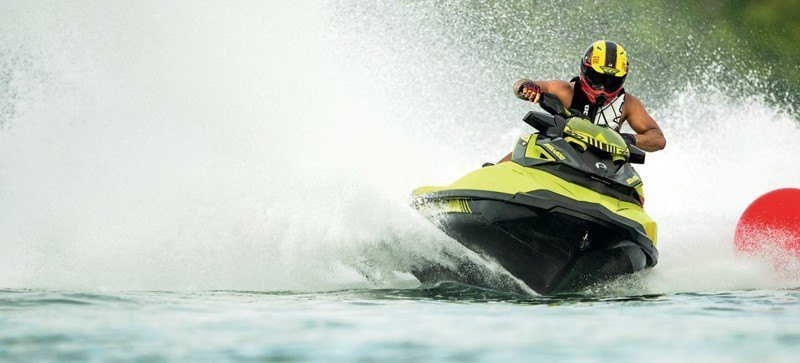 2019 Sea-Doo RXP-X 300 iBR in Elizabethton, Tennessee - Photo 3