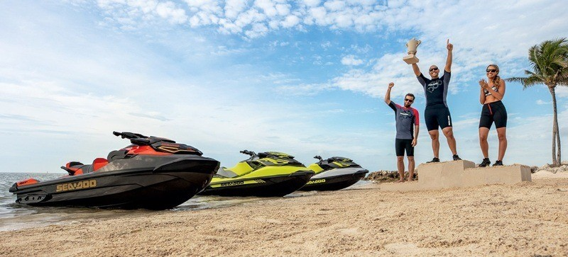 2019 Sea-Doo RXP-X 300 iBR in Victorville, California