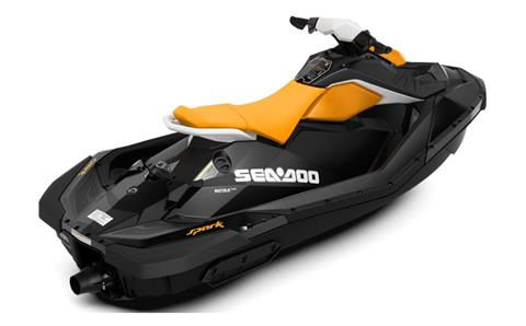 2019 Sea-Doo Spark 2up 900 ACE in Santa Clara, California - Photo 2