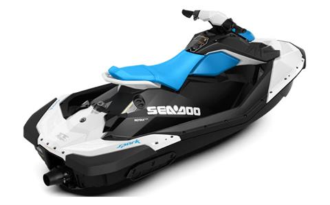 2019 Sea-Doo Spark 2up 900 ACE in Moses Lake, Washington - Photo 2