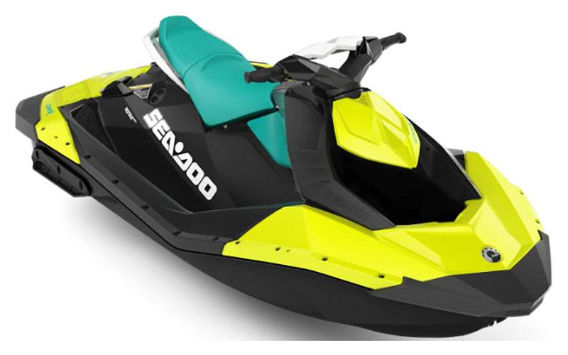 2019 Sea-Doo Spark 2up 900 H.O. ACE in Jesup, Georgia - Photo 1