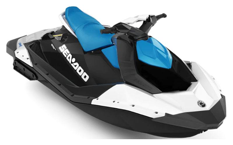 2019 Sea-Doo Spark 2up 900 H.O. ACE in Oak Creek, Wisconsin - Photo 1
