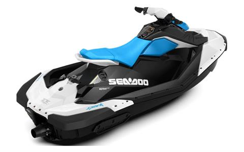 2019 Sea-Doo Spark 2up 900 H.O. ACE in Clinton Township, Michigan - Photo 2
