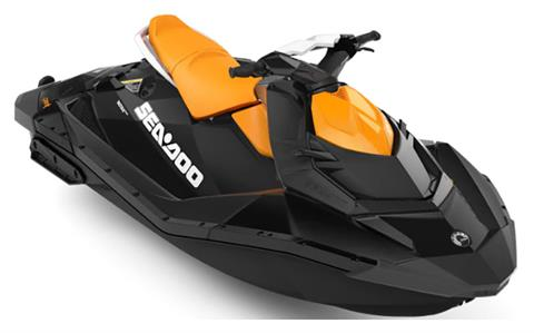 2019 Sea-Doo Spark 2up 900 H.O. ACE iBR + Convenience Package in Ponderay, Idaho