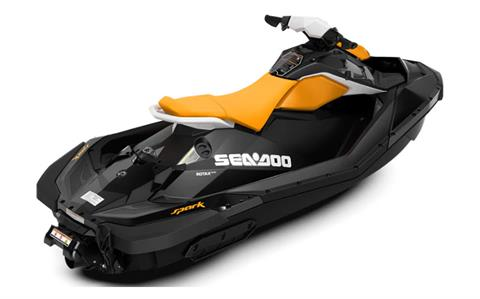 2019 Sea-Doo Spark 2up 900 H.O. ACE iBR + Convenience Package Plus in Eugene, Oregon