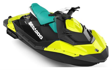 2019 Sea-Doo Spark 2up 900 H.O. ACE iBR + Convenience Package Plus in Freeport, Florida